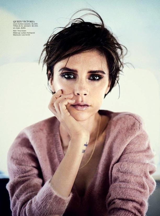 Victoria's Secret | Victoria Beckham | Vogue Australia