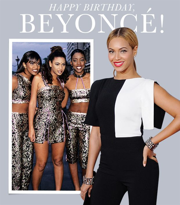 Happy Birthday, Beyonce! See Her Standout Fashion Moments