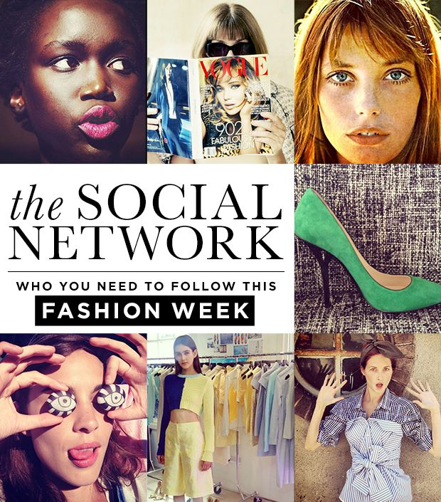 Who You Should Follow on Twitter/Instagram for NYFW