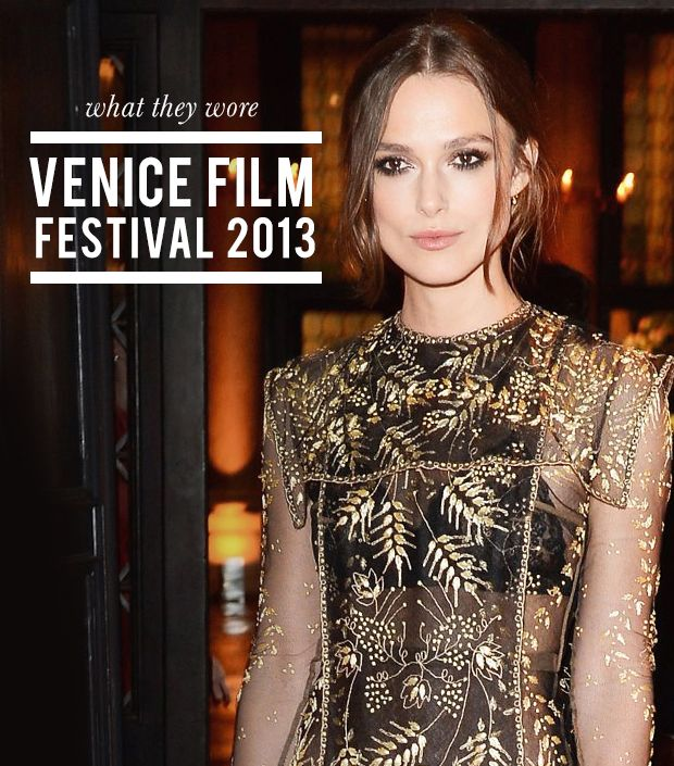 Venice Film Festival Fashion: The Most Noteworthy Ensembles