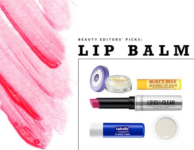 Nine Beauty Editors Share Their Favorite Lip Balms