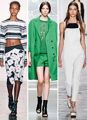 The Runway Looks You Need To See From Day Two Of NYFW