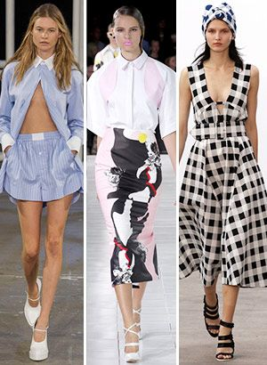 The Weekend's Standout Runway Looks--Straight from NYFW
