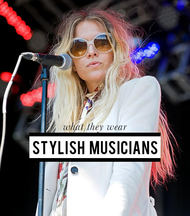 See What The Hottest New Musical Acts Are Wearing