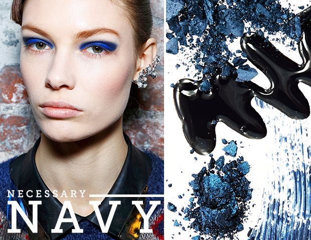 Navy: Your Fall Color Must Have