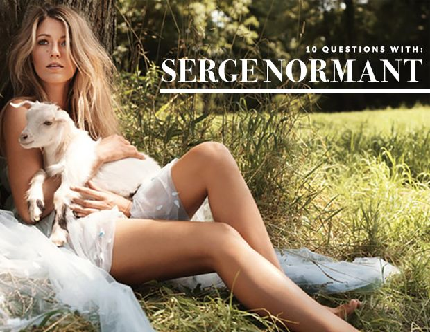 Get To Know: Hairstylist Serge Normant