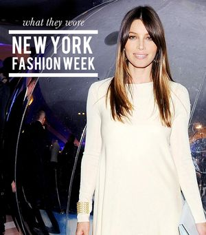 What The Stylish Attendees Wore To NYFW