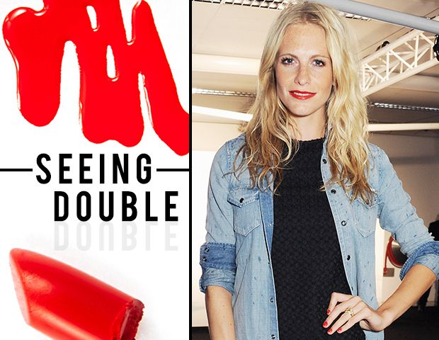 15 Editor-Approved Matching Nail and Lip Combinations