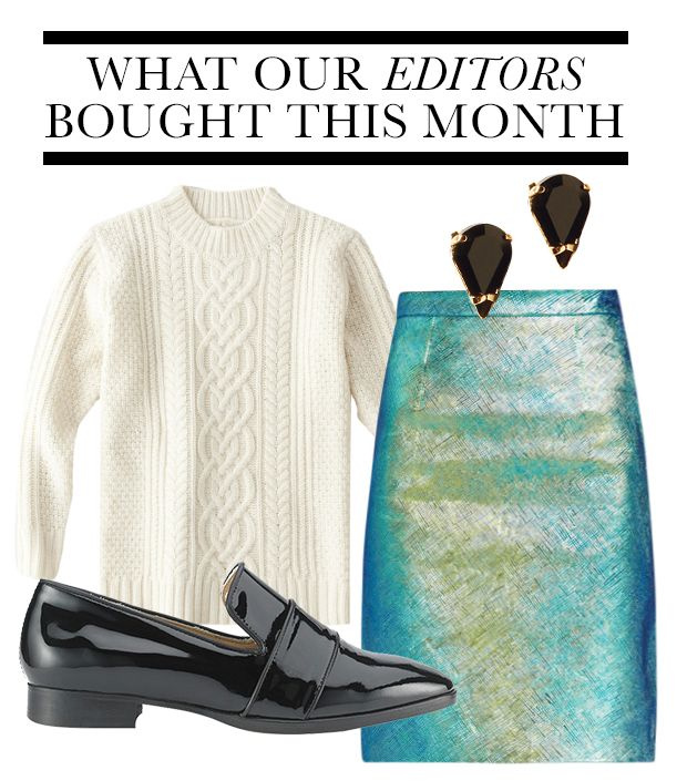 See What Our Editors Bought This Month