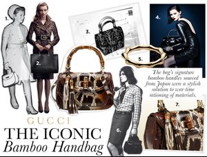 Timeless Essential: Gucci's Bamboo Handbag