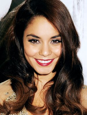 Vanessa Hudgens Spills The Contents of Her Makeup Bag