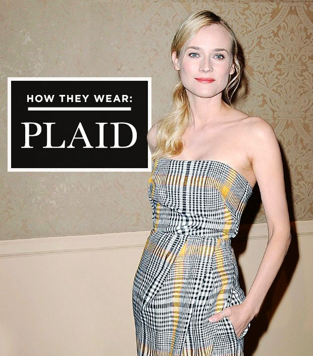 Mad About Plaid: 12 Fresh Ways To Wear Fall's Biggest Print