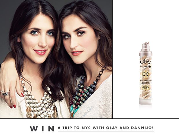 Are You a Game Changer? You Could Win a Trip to NYC to hang with DANNIJO and Olay.