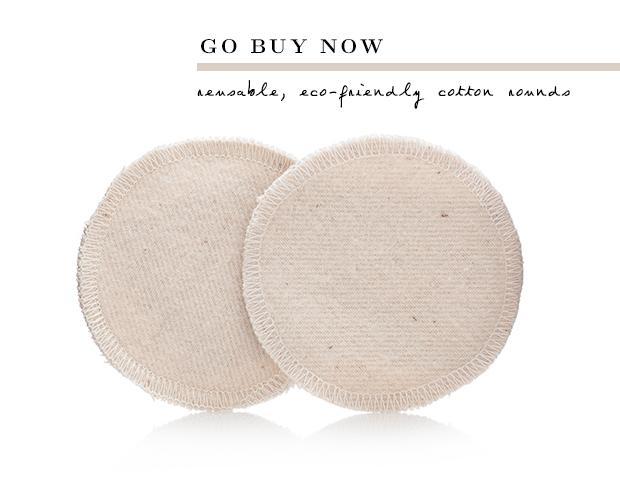 Go Buy Now: S.W. Basics' Eco Cotton Rounds