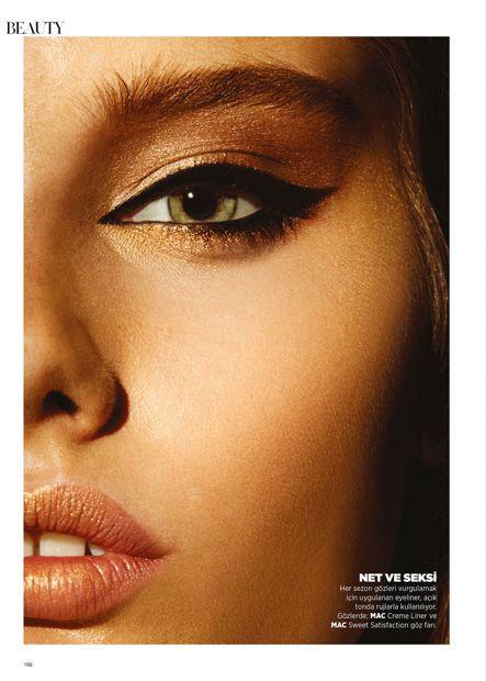 Harper's Bazaar Turkey, September 2013