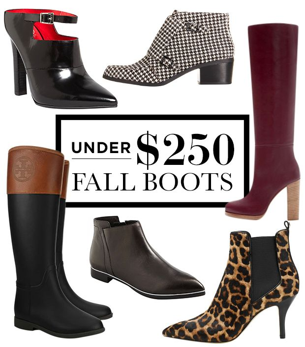 19 Stylish Fall Boots That Won't Break The Bank