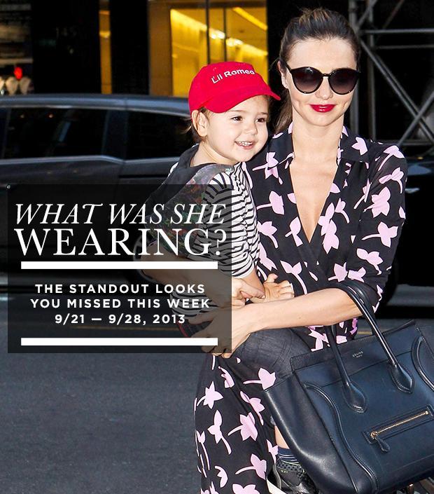 What Miranda Kerr, Hailee Steinfeld & More Wore This Week