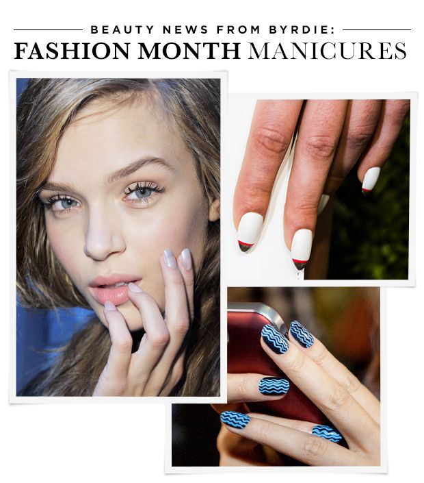 The Manicures that Ruled the Spring Runways