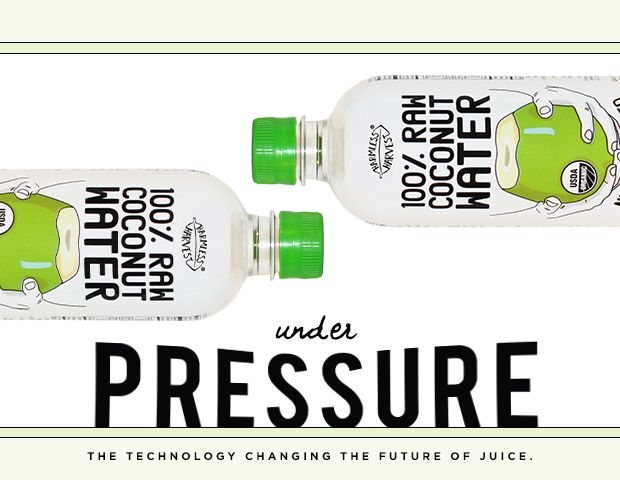 HPP: The Technology Taking Cold-Pressed Juice To The Grocery Store