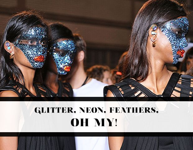 From Glittering Givenchy to Decadent Dior: The Best of Fashion Month Beauty