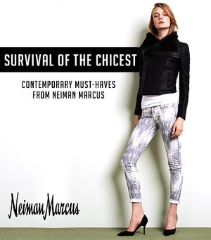 Dress Like a Street-Style Star with these Fall Must-Haves from Neiman Marcus