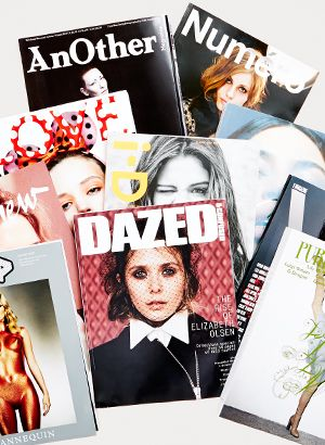 Our Other Fashion Bibles: The Indie Magazines We Love