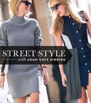 Fashion Week Street Style Worth a Double Take