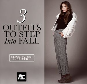 3 Outfits to Step Into Fall
