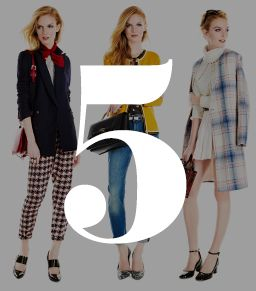 5 Professional Outfits To Take You Stylishly Through The Work Week