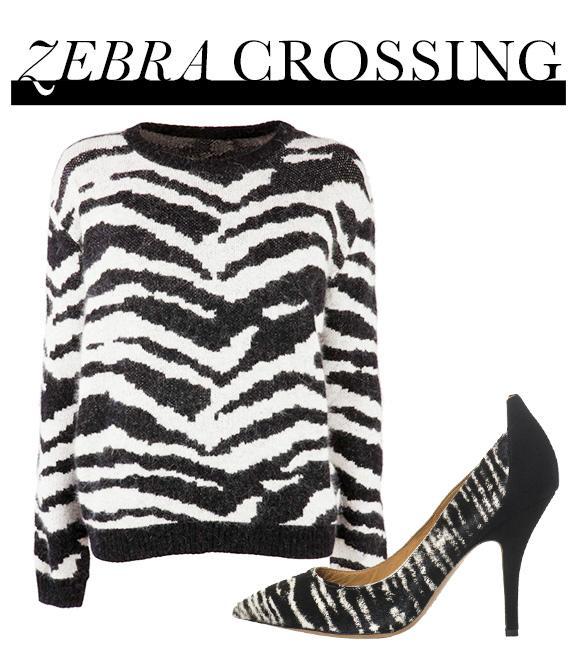 Zebra Print: The New Stripe On The Block