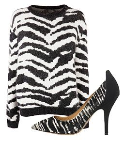 Zebra Print: The New Stripe On The Block