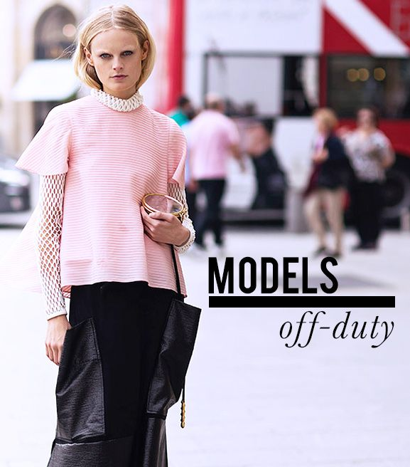 Candid Model Pics: Their Personal Style Revealed