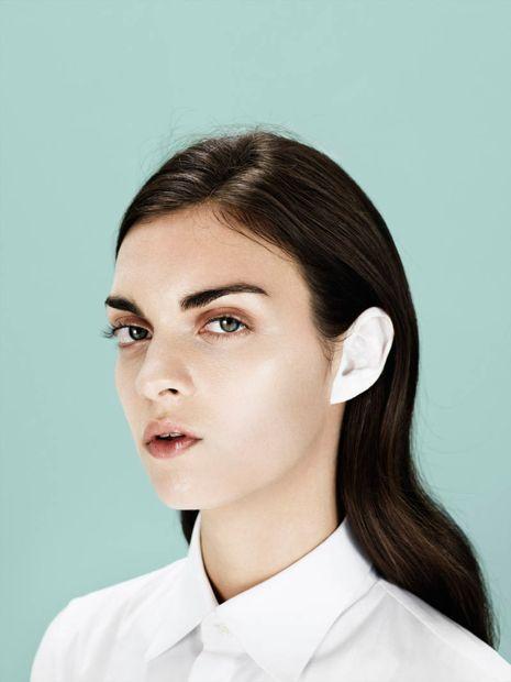 Magda Laguinge for Rika Magazine