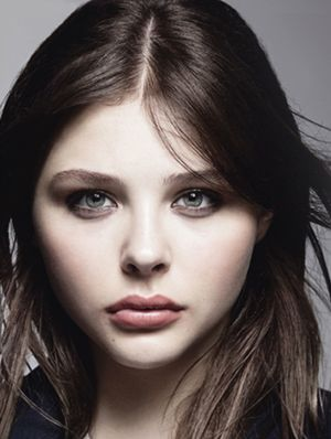How Chloe Moretz Learned to Love Makeup