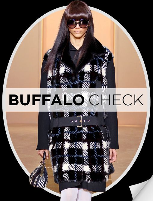 Buffalo Checks