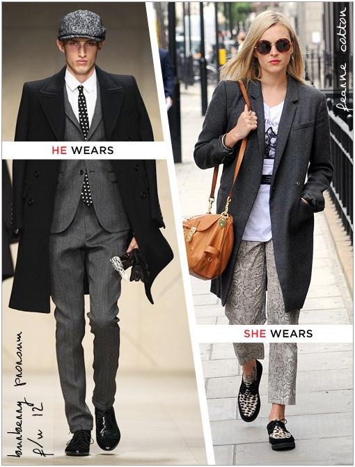 He Wears, She Wears