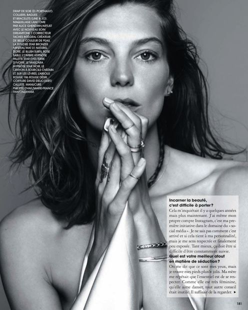 Marie Claire France, November 2013