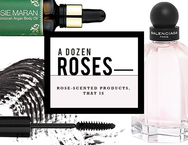12 Luxurious, Rose-Scented Beauty Products