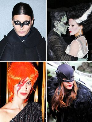 10 of our Favorite Celebrity Costumes