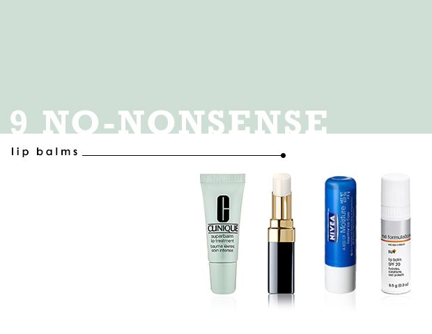9 Wonderfully Unscented Lip Balms