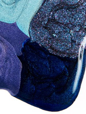 11 Shades of Shimmering Blue Nail Polish