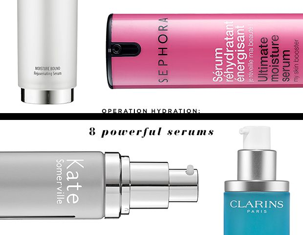 9 Hydrating, Skin-Softening Serums