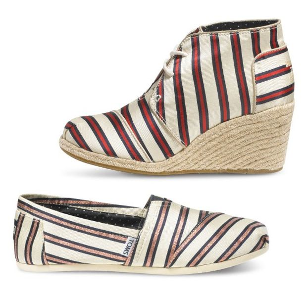 Currently Coveting: Toms + x Tabitha Simmons