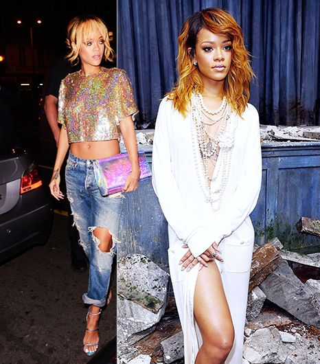 Are You Going To Watch Rihanna's New Show? We Celebrate With Her Best Looks