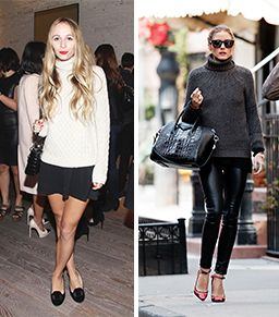 Ways To Make A Turtleneck Look Cool