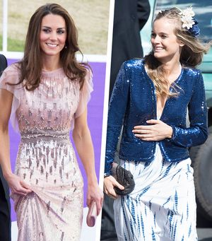 Style Standoff: Kate Middleton Vs. Cressida Bonas. Whose Side Are You On?