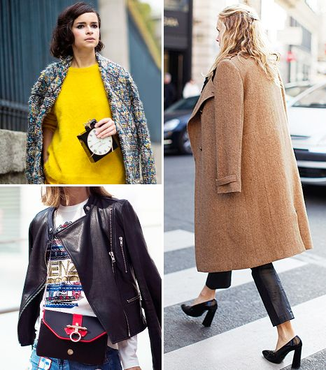 It's Still Trending: The Coat-As-A-Cape
