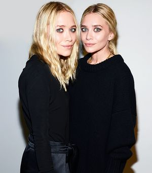 Mary-Kate and Ashley's Guide to Wearing Black