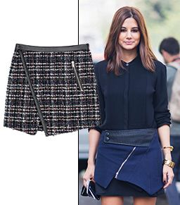 Our New Skirt Obsession: The Envelope Mini