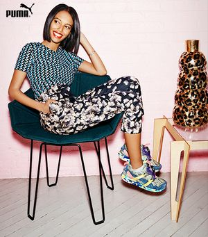 Solange Knowles Joins The PUMA Family